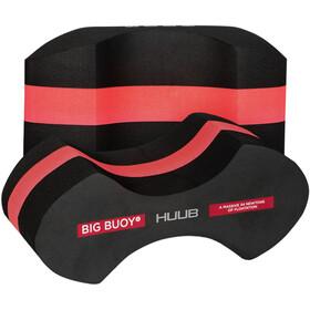 HUUB Big 4 Boya, negro/rojo